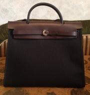 Сумка из кожи под Hermes Эрме : 240 грн - молодежные сумки